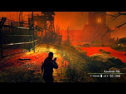 Sniper Elite - Nazi Zombie Army 2 - Level 1 - 1 |