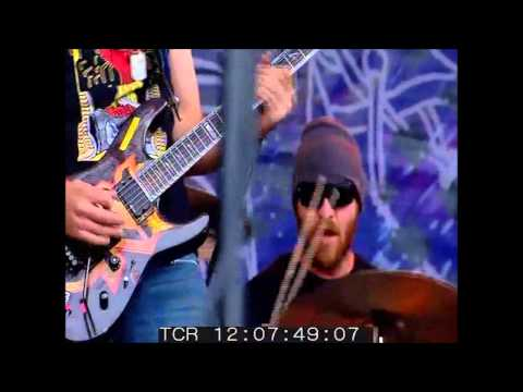 CKY - Flesh Into Gear - Live @ Sonisphere 2010 UK [5/8]