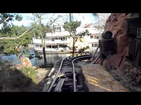 Disneyland Paris Le Train De La Mine.