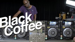 Black Coffee - DJsounds Show 2015