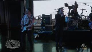 U2 I Still Haven't Found What I'm Looking For Jimmy Kimmel Live HD