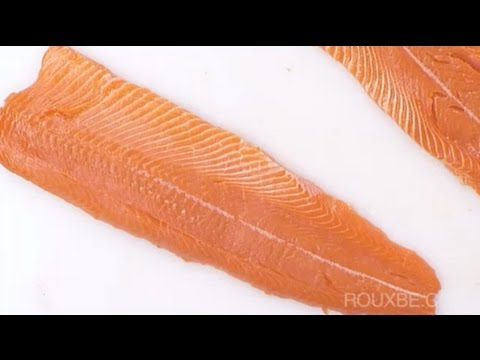 How To  Remove Pin Bones From Fish