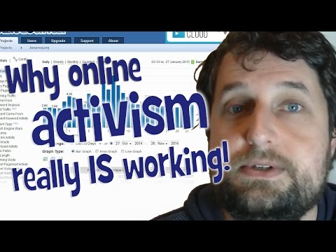 Why online activism really IS working! - Cedars' vlog no. 68