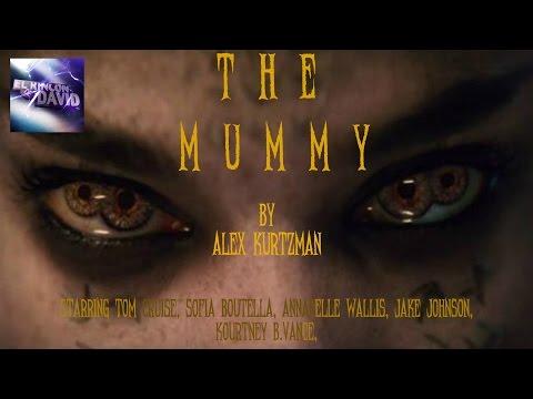 LA MOMIA(Alex Kurtzman)TraillerHDCastellano.El Rincón de David