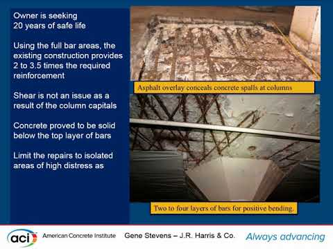 Lessons Learned From A Master In Concrete Repair (Tony Murray)