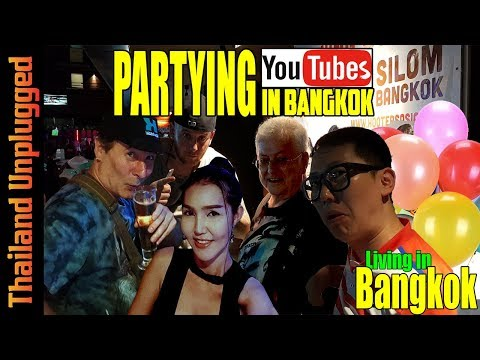 Hanging with Youtuber's in Bangkok PART 1