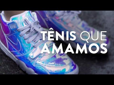 18e2d393c13b9 Tênis  aposte no sportswear - YouTube