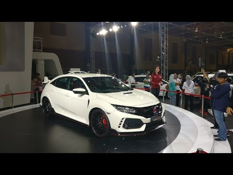 Honda Civic Type R FK8 Malaysia Walkaround at MAI Autoshow 2017