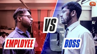 Employee vs Boss - Rapbaazi | Being Indian | #StayHome