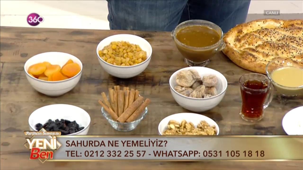 Ramazanda Neler Yemeliyiz