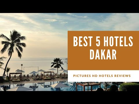 Top 5 Best Hotels in Dakar, Senegal - sorted by Rating Guest