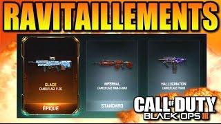 BLACK OPS 3: OUVERTURE DE RAVITAILLEMENTS !