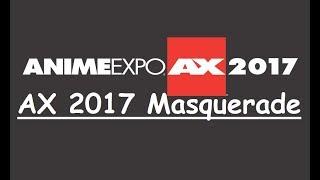 AX 2017 Masquerade