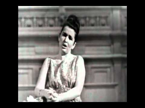 Galina Vishnevskaya sings Tchaikovsky-Concert 1964-p.1