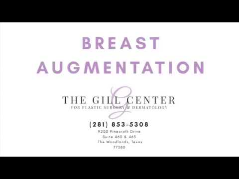 Breast Augmentation - The Woodlands, Houston, Humble, Magnolia, Conroe, Texas