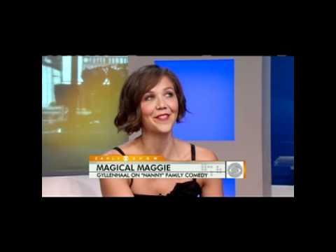 Maggie Gyllenhaal in 'Nanny McPhee'