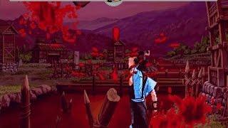 2D Fighter Maker 2nd - My Mortal Kombat Game (First Test)