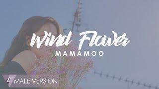 Gambar cover MALE VERSION | MAMAMOO - Wind Flower