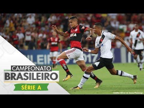 Melhores Momentos - Flamengo 0 x 0 Vasco - Campeonato Brasileiro (28/10/2017)