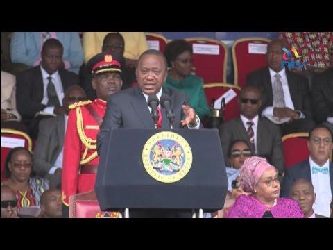 Bull's Eye: Baba Ngina's OMG Moment
