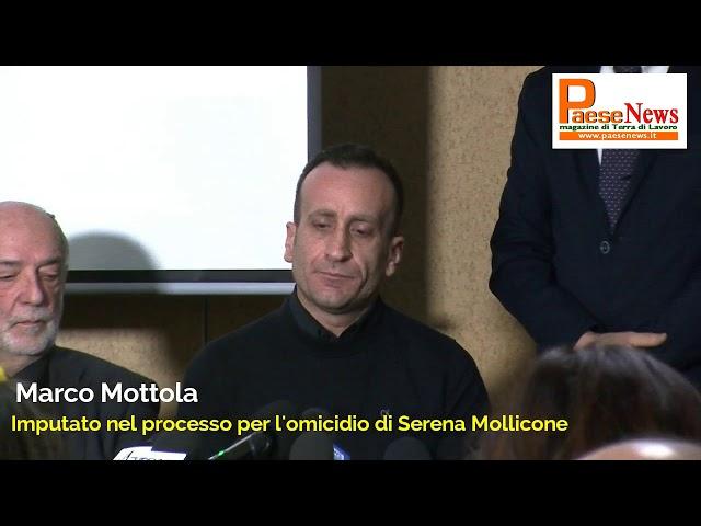 omicidio serena mollicone conferenza stampa mottola teano arce