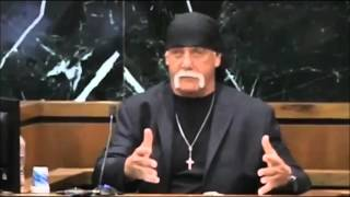 Howard Stern Show interview with Hulk Hogan about sex tape played in court part 2