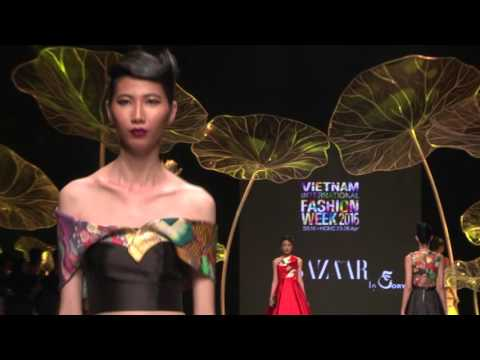 HARPER'S BAZAAR BY CORY COUTURE | VIETNAM INTERNATIONAL FASHION WEEK SPRING SUMMER 2016