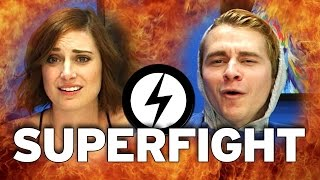 The Artist Formerly Known as Superfight!