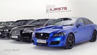 Jaguar XJ | 50th Anniversary Timeline