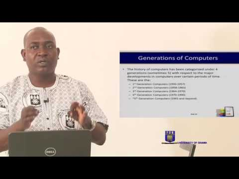 INFS 214 - SESSION 1 – HISTORY OF COMPUTING