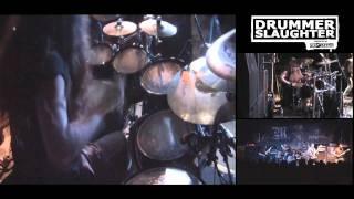 Drummer Slaughter 2010 - Samus Paulicelli - Decrepit Birth