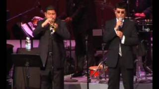 "RICHIE RAY Y BOBY CRUZ.   ""MR.TRUMPET MAN"""