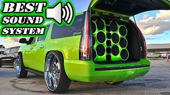 BEST SOUND SYSTEMS @ ORLANDO CLASSIC 2018 -
