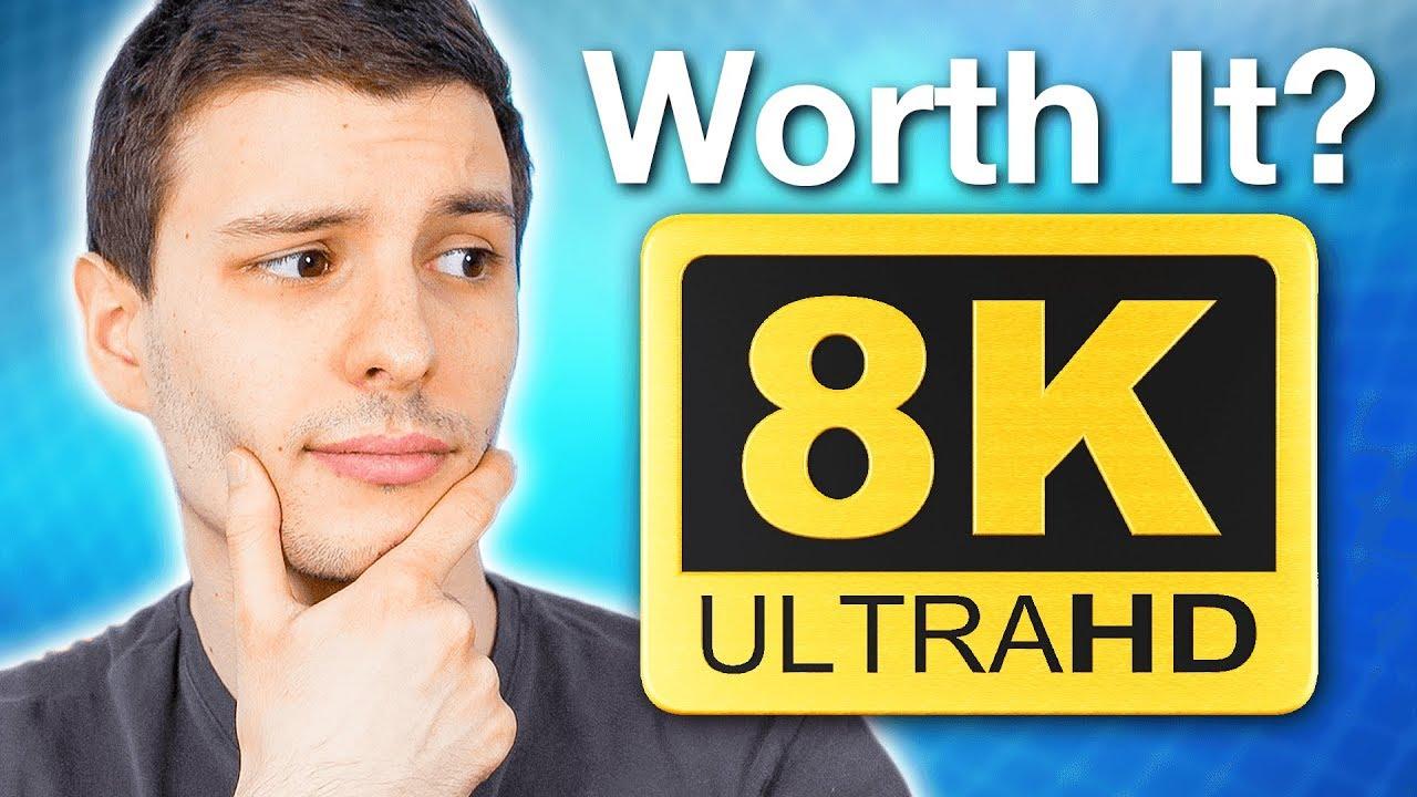 Sollten Sie 2019 einen 8K-Fernseher bekommen? + video