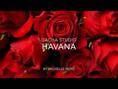 Havana Gacha Lyric Video