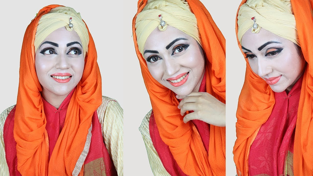 Beautiful pakistani hijab designs & styles 2018 for girls | hijab.