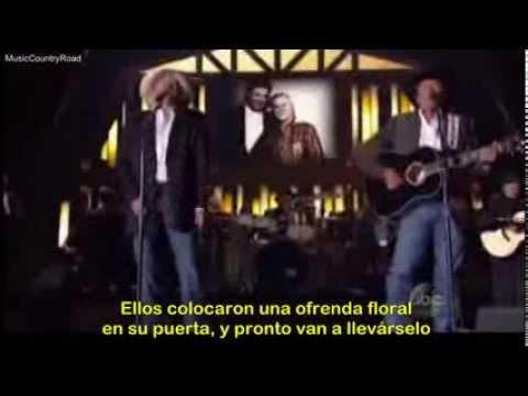 He Stopped Loving Her Today - CMA 2013 (Subtitulada al Español)