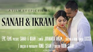 Sanah & Ikram | Wedding Film_Teaser | June, 2016 | Manipur, India |::