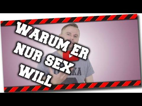 Warum wollen Männer nur Sex