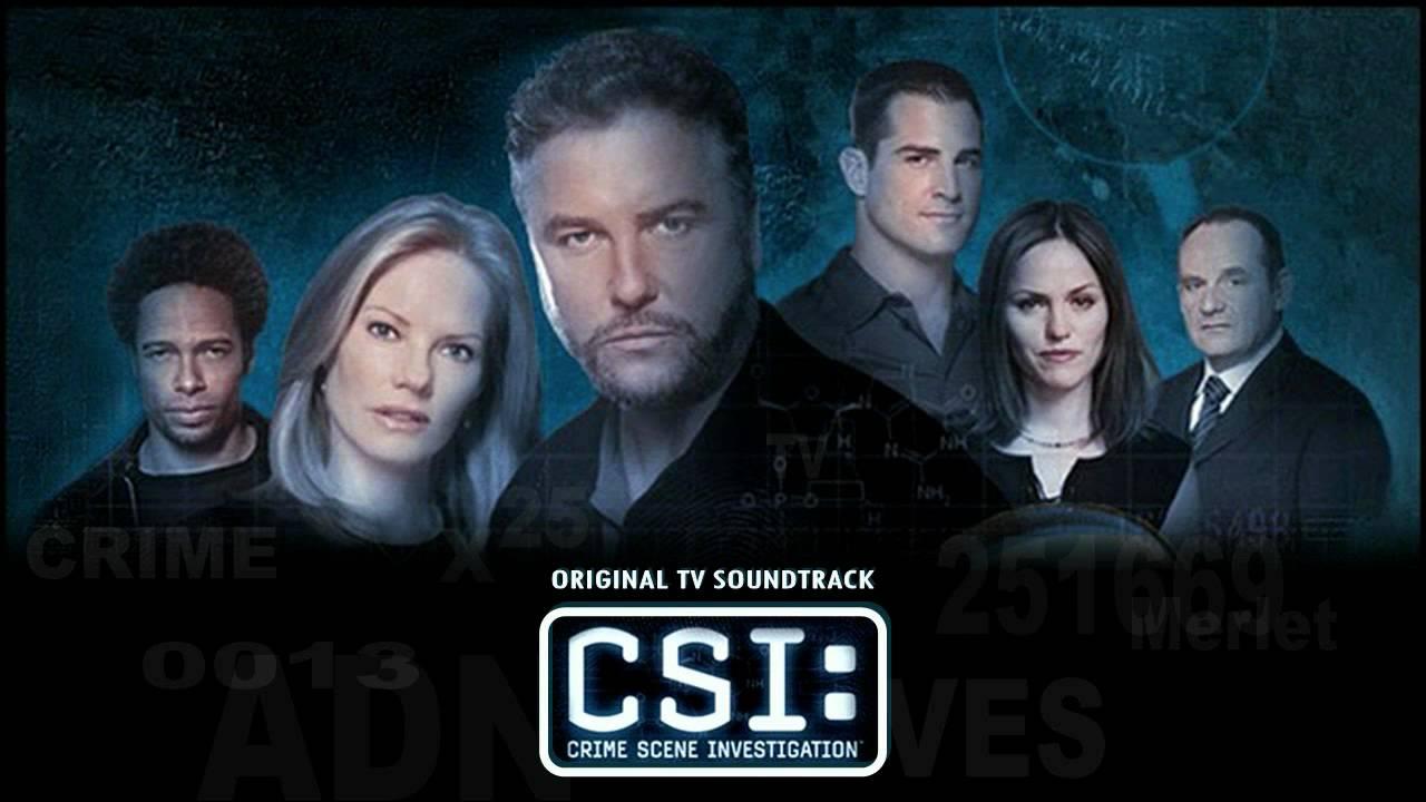 CSI : Las Vegas - OST - YouTube