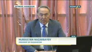 President pays working visit to south Kazakhstan region