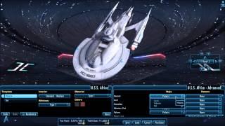 Star Trek Online: Mirror Deep Space Science Vessel