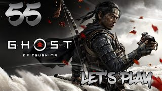 Ghost of Tsushima - Let's Play Part 55: The Last Warrior Monk