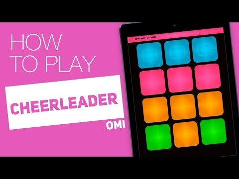 Thumbnail: How to play: CHEERLEADER (Omi) - SUPER PADS - Champion Kit