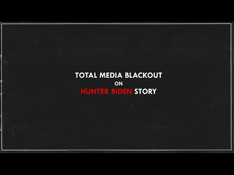 Hunter Story BURIED by the Mainstream Media