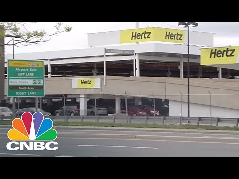 Apple Is Leasing Six Cars From Hertz For Autonomous Software Testing | CNBC