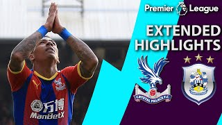 Crystal Palace v. Huddersfield | PREMIER LEAGUE EXTENDED HIGHLIGHTS | 3/30/19 | NBC Sports