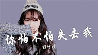 Download Mp3 劉增瞳《 你怕不怕失去我》動態歌詞版