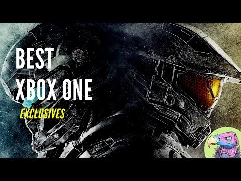 10 BEST Xbox One Exclusive Games You Should Play