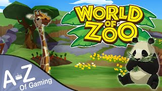 World of Zoo - A to Z of Gaming - BEST GAME EVER!!! :D